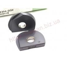 Твердосплавная пластина фрезерная P3204-D20 WHH15 WALTER