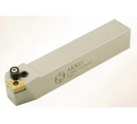 Резец токарный проходной PCBNR 3232 P16C под пластину CNMG 1606.. державка AKKO