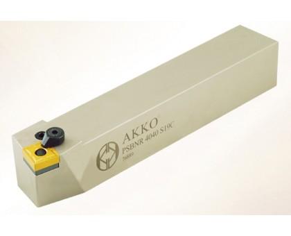 Резец токарный проходной PSBNR 2525 M12C под пластину SNMG 1204.. державка AKKO