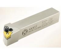 Резец токарный проходной PWLNR 2020 K08C под пластину WNMG 0804.. державка AKKO