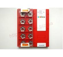 Твердосплавная пластина фрезерная S-PNUM 110408 PT40 SANDVIK