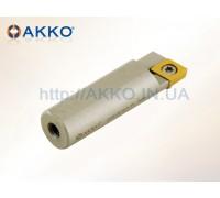 Резец-вставка S12H SCACR 09 под пластину CCMT 09T3.. AKKO