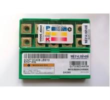 Твердосплавная пластина токарная SCMT 120408 UE6110 MITSUBISHI