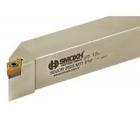 Резец токарный проходной SDJCR 1616 H07 под пластину DCMT 0702.. державка SMOXH