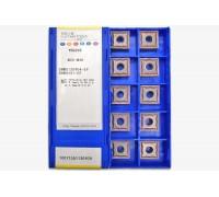 Твердосплавная пластина токарная SNMG 120404-EF YBG205 ZCC-CT