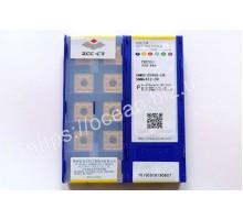 Твердосплавная пластина токарная SNMG 120408-DR YBC351 ZCC-CT