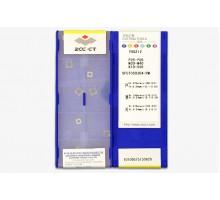 Твердосплавная пластина для сверла SPGT 050204-PM YBG212 ZCC-CT