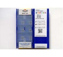 Твердосплавная пластина для сверла SPGT 07T308-EM YBG212 ZCC-CT