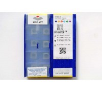 Твердосплавная пластина для сверла SPGT 090408-EM YBG212 ZCC-CT