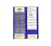 Твердосплавная пластина для сверла SPGT 110408-PM YBG212 ZCC-CT