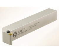 Резец токарный радиусный SRXCR 3232 X12C под пластину RCMT 1204.. державка AKKO