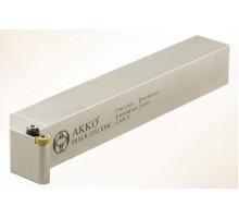 Резец токарный радиусный SRXCR 3232 X10C под пластину RCMT 10T3.. державка AKKO
