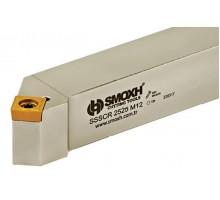 Резец токарный проходной SSSCR 2525 M12 под пластину SCMT 1204.. державка SMOXH