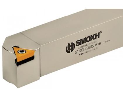 Резец токарный проходной STGCR 2525 M16 под пластину TCMT 16T3.. державка SMOXH
