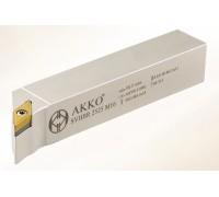 Резец токарный проходной SVHBR 2020 K11 под пластину VBMT 1103.. державка AKKO