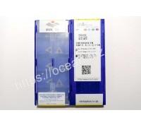 Твердосплавная пластина токарная TCMT 090204-EM YBG202 ZCC-CT