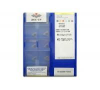 Твердосплавная пластина токарная TCMT 110208-EM YBG202 ZCC-CT