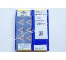 Твердосплавная пластина токарная TCMT 16T304-HM YBC251 ZCC-CT