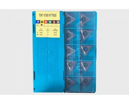 Твердосплавная пластина токарная TCMT 16T308-MT TT8020 TaeguTec
