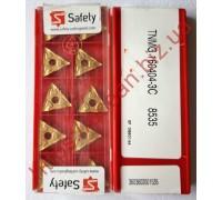 Твердосплавная пластина токарная TNMG 160404-3C 8535 SAFETY