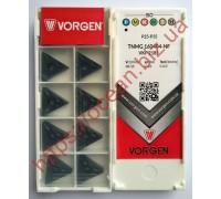 Твердосплавная пластина токарная TNMG 160404-NF VKP2185 VORGEN