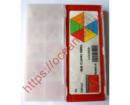 Твердосплавная пластина токарная TNMG 160412-WM LP2002 CERATIZIT