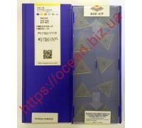 Твердосплавная пластина токарная TNMG 220404-EF YBG202 ZCC-CT