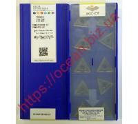 Твердосплавная пластина токарная TNMG 220408-EF YBG202 ZCC-CT