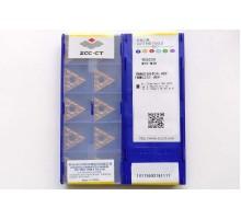 Твердосплавная пластина токарная TNMG 160404-ADF YB9320 ZCC-CT