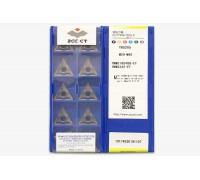 Твердосплавная пластина токарная TNMG 160408-EF YBG205 ZCC-CT