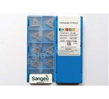 Твердосплавная пластина токарная TNMG 160408-TS PS5125 SANGEO