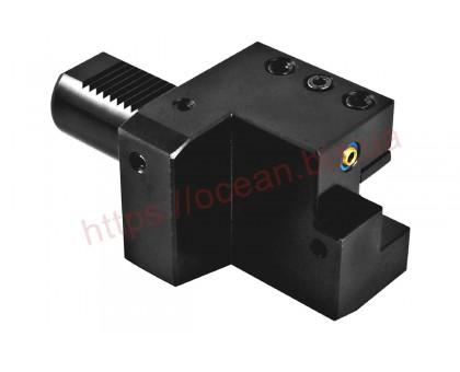 Резцедержатель VDI 3425 аксиальный C1-20х16 правый DIN 69880 EROGLU