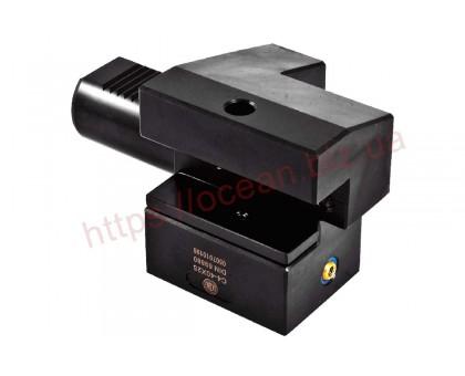 Резцедержатель VDI 3425 аксиальный перевёрнутый C4-50х32 левый DIN 69880 EROGLU