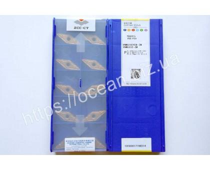 Твердосплавная пластина токарная VNMG 160408-ZM YB6315 ZCC-CT