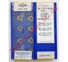 Твердосплавная пластина для сверла WCMX 050308R-53 YBG201 ZCC-CT