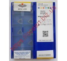 Твердосплавная пластина для сверла WCMX 050308R-53 YBG202 ZCC-CT