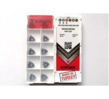 Твердосплавная пластина для сверла WCMX 050308 VKP1255 VORGEN