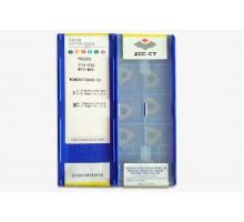 Твердосплавная пластина для сверла WCMX 06T308R-53 YBG202 ZCC-CT