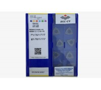 Твердосплавная пластина для сверла WCMX 06T308R-PG YBG202 ZCC-CT