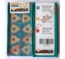 Твердосплавная пластина токарная WNMG 080408-MM ECONO