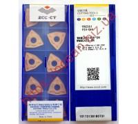 Твердосплавная пластина токарная WNMG 080408-DR YBC351 ZCC-CT