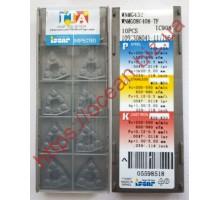 Твердосплавная пластина токарная WNMG 080408-TF IC908 ISCAR