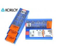 Твердосплавная пластина токарная WNMG 080404-GS PC9030 KORLOY
