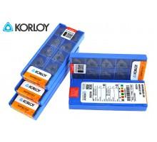 Твердосплавная пластина токарная WNMG 080404-HM PC5300 KORLOY