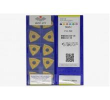 Твердосплавная пластина токарная WNMG 080408-DR YBC251 ZCC-CT