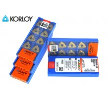 Твердосплавная пластина токарная WNMG 080408-HM NC3030 KORLOY