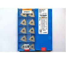 Твердосплавная пластина токарная WNMM 100608-B25 NC3030 KORLOY