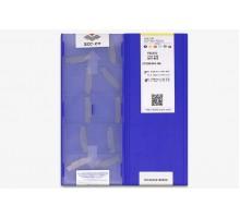 Твердосплавная пластина канавочная/отрезная ZTGD 0404-MG YBG202 ZCC-CT