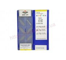 Твердосплавная пластина канавочная/отрезная ZTGD 0404-MG YBG302 ZCC-CT