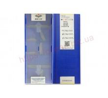 Твердосплавная пластина канавочная/отрезная ZTHD 0504-MG YBG302 ZCC-CT